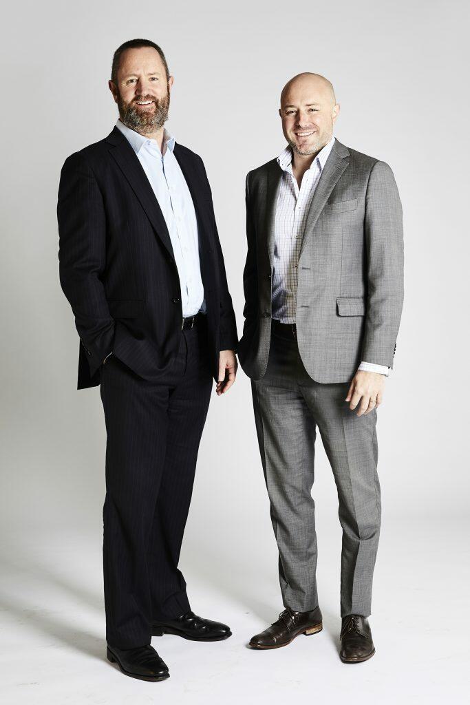 Nick Murdoch and Nabeel Sadaka