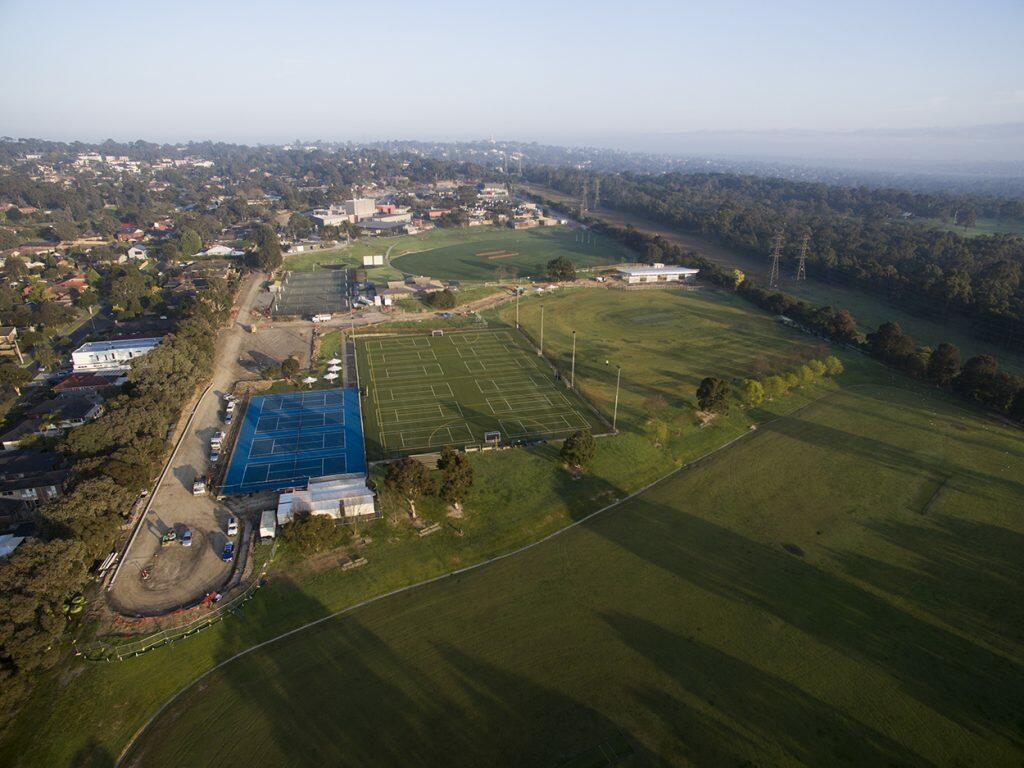 Caulfield Grammar School 1