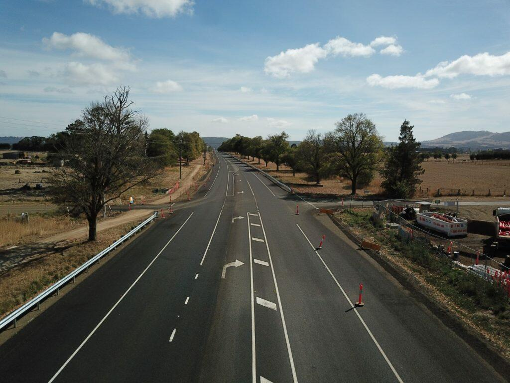 Melbourne Lancefield Road 2