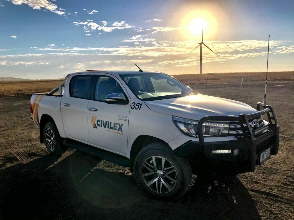 Murra Warra Wind Farm