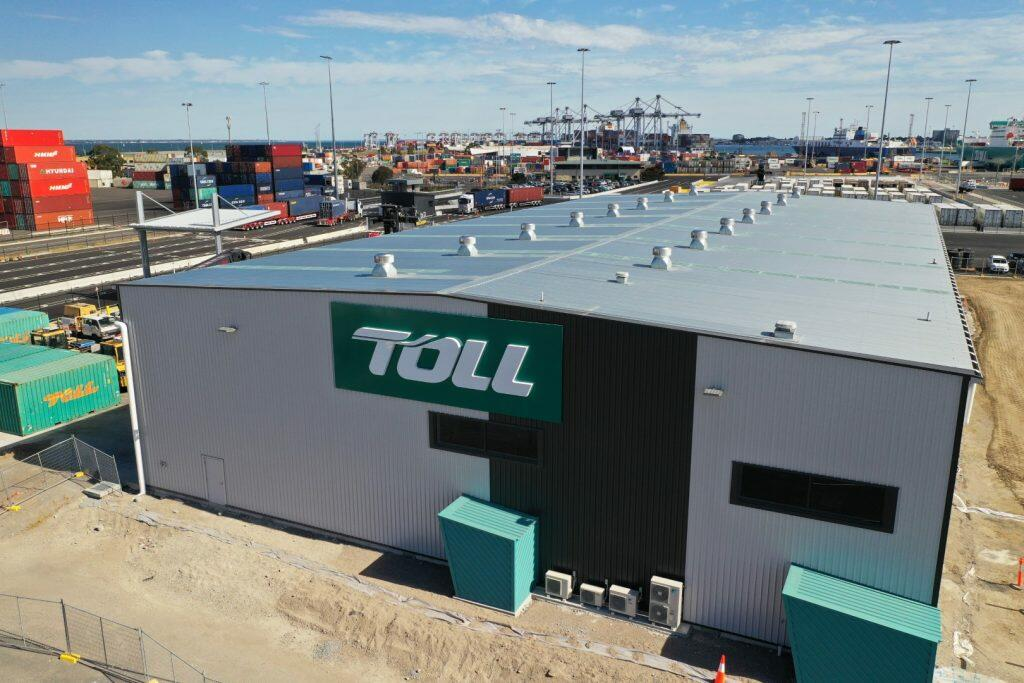 Toll Terminal