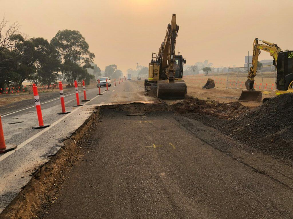 Geelong Bacchus Marsh Road Stage 3 update
